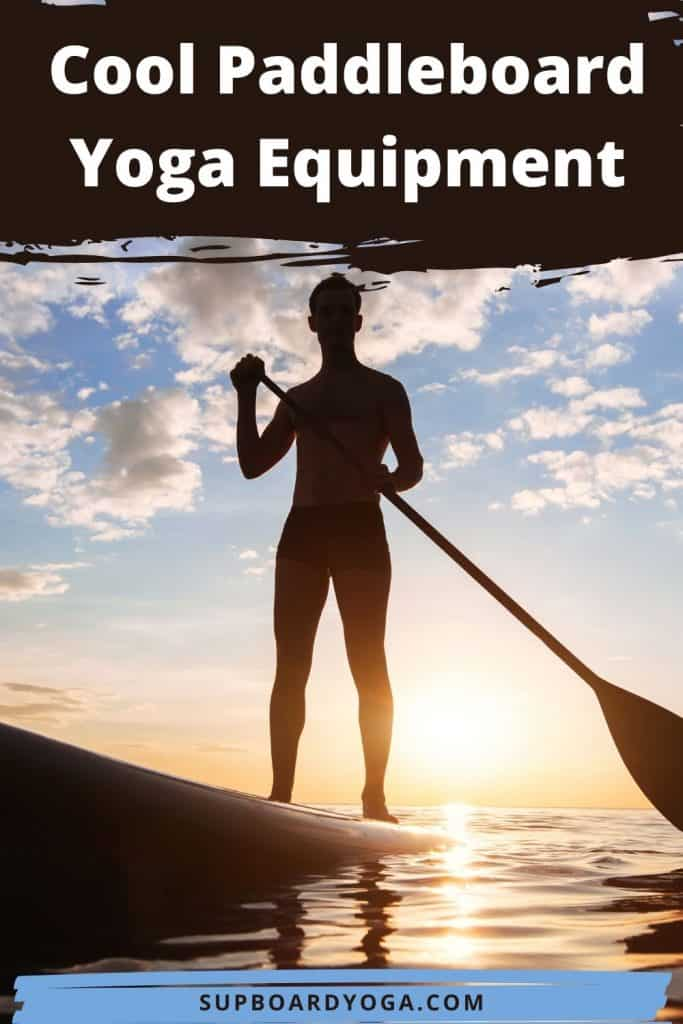 Cool Paddleboard Yoga Equipment SUP Board Yoga