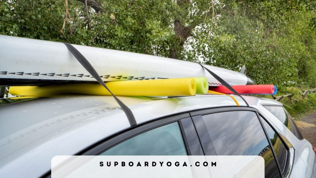 How are You Going To Haul Your Paddleboard SUP Board Yoga