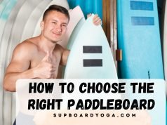 How To Choose The Right Paddleboard SUP Board Yoga